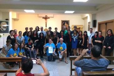 Musica nella cappella dell'ospedale San Pio di Vasto