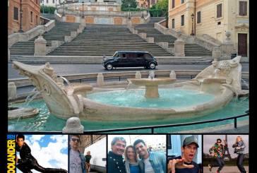 Per il film 'Zoolander 2' la Paramount ha voluto la 500 Limousine del sansalvese Agostino Gizzi