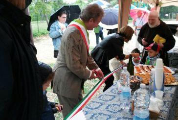 Vasto: al quartiere Incoronata inaugurata la nuova villetta comunale dedicata ai bambini