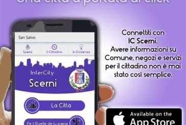 Intercity Scerni, nasce l'app che ti permette di vivere il territorio e 'parlare' con il Comune