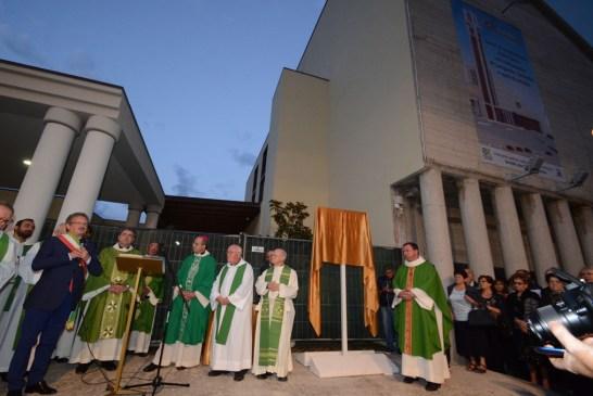 posa I pietra campanile Chiesa San Paolo_24_09_2015_042