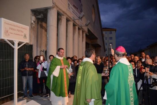 posa I pietra campanile Chiesa San Paolo_24_09_2015_050