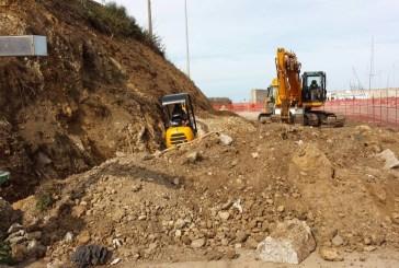 Nuovi viabilità, parcheggio e sistema fognario per Punta Penna, iniziati i lavori