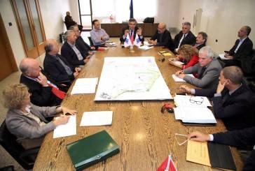 Parco della Costa teatina: D'Alfonso ha incontrato i sindaci dei 10 comuni interessati