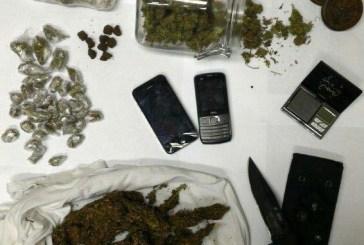 Arresti e sequestri di droga nel Chietino