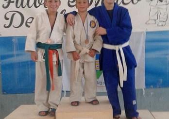 Al meeting 'Di Clemente' di Celano tre medaglie per il Judo Club Vastola