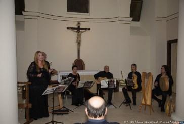 Concerto di musica medievale dell'Ensemble Stella Nova