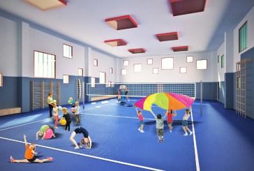 San Salvo: dalla Regione 800 mila euro per la palestra del polo scolastico di via Ripalta