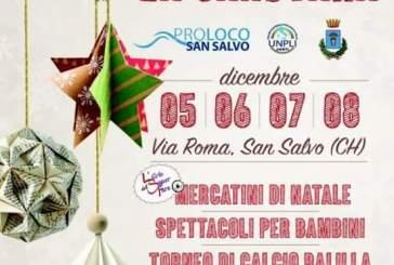 San Salvo: con 'Aspettando la carovana' iniziano le manifestazioni per le Festività natalize