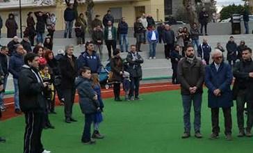 Inaugurata la Cittadella dello Sport a San Salvo