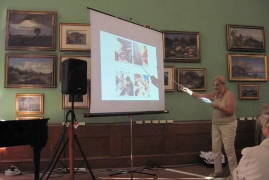2 - La conferenza di Elena Volpi