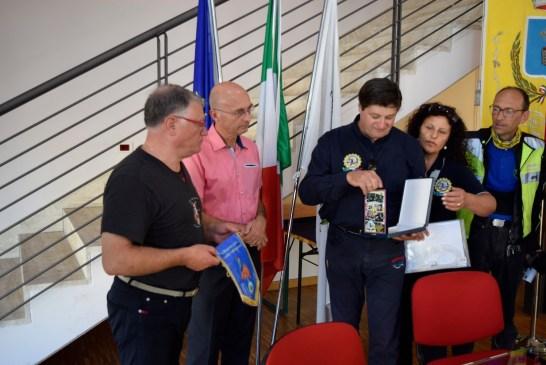 Giro d'Italia in Vespa