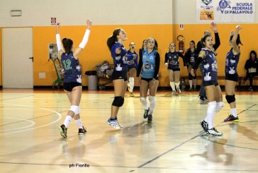 Quarta vittoria per la Bcc San Gabriele Volley
