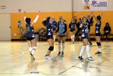 Altra vittoria per la Bcc San Gabriele Volley