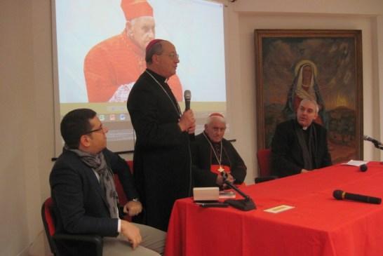 19 - Il saluto di Mons Bruno Forte