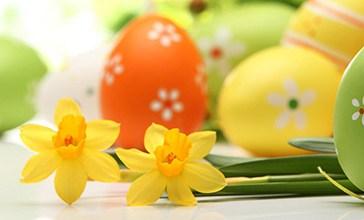 I più sinceri auguri a tutti Voi di Buona Pasqua