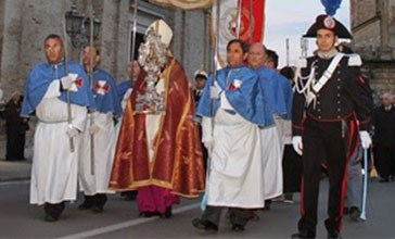 """A Vasto oggi è il giorno della """"Sacra Spina"""""""