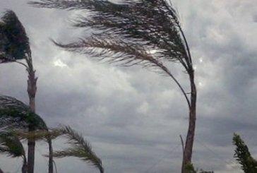 Venti forti e mareggiate, emesso l'avviso di condizioni meteorologiche avverse