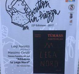"""Presentazione del libro """"Abbasso lega nord"""" di Massimo Carulli"""