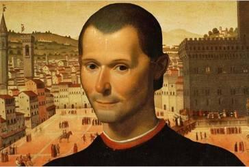 Machiavelli e il potere: 500 anni e non li dimostri