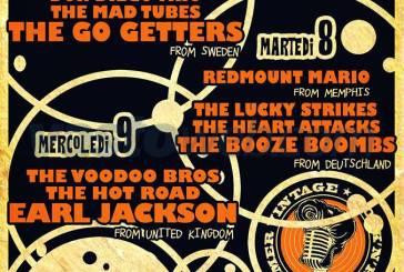 Al via la 7° edizione del Summer Vintage Rock'n'roll Festival