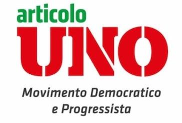 Articolo Uno-MDP, costituito il Comitato Promotore del vastese