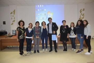 Mese della prevenzione del cancro al seno, incontro con gli studenti del Mattioli di San Salvo