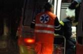 Scontro tra due auto sulla Trignina, cinque i feriti