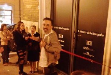 Un successo la mostra fotografica di Costanzo D'Angelo