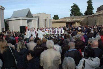Il Vescovo Forte a Vasto per la commemorazione dei defunti