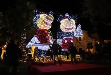 Vasto, il Natale ed una magica atmosfera