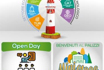 Oggi l'Open Day del Palizzi