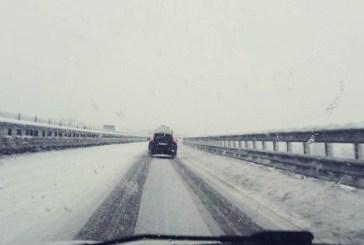 In Abruzzo neve al di sopra dei 300 metri, emesso l'avviso di condizioni meteorologiche avverse