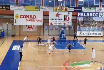 Basket, un grande Andrea Marino e la Bcc Generazione Vincente batte il Silvi