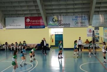 La Madogas San Gabriele volley cade sul campo del Pratola Peligna