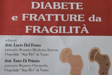 """Osteoporosi, diabete, fratture da fragilità"", venerdì il convegno"