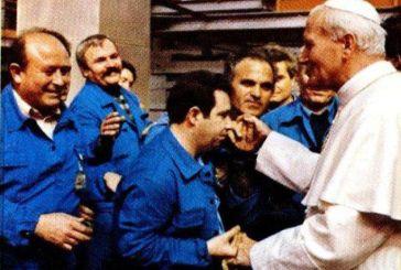 35 anni dalla visita di Giovanni Paolo II a San Salvo