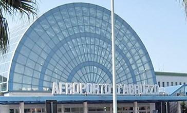 Dalla Regione 800mila euro per l'Aeroporto d'Abruzzo