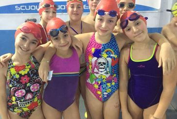 Meeting esordienti, a Ravenna brillano le stelle dell'H2O Sport
