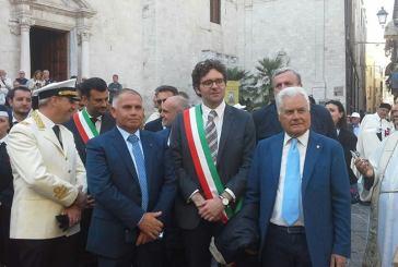 Una delegazione di Vasto in onore di San Nicola di Bari