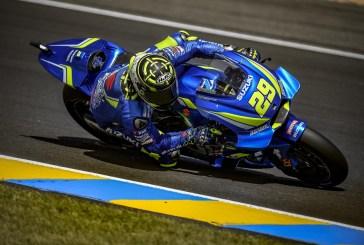 MotoGp, Iannone chiude la gara con una caduta