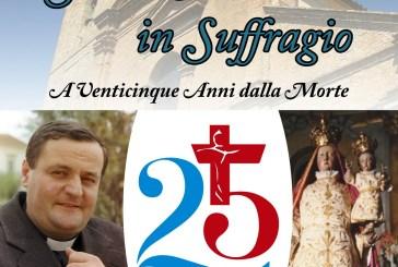 Oggi l'omaggio a Don Giovanni Renzetti a 25 anni dalla morte