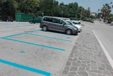 Vasto Marina, aumentano le strisce blu