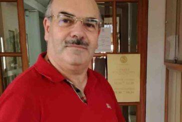 Lino Molino tra la pensione in Municipio e la sua grande passione per la musica