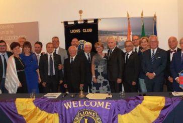 """""""Passaggio del Martelletto"""" al Lions Club Vasto Host"""