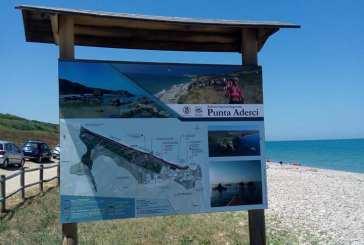 Punta Aderci, video al programma di Licia Colò