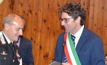 Vasto, il saluto al Generale Michele Sirimarco