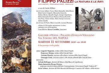 Domani a Napoli il volume sul Palizzi