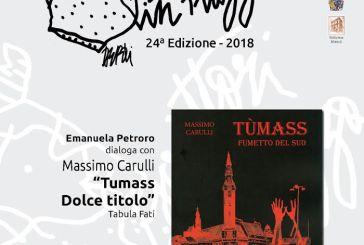 Per Scrittori in Piazza Massimo Carulli con