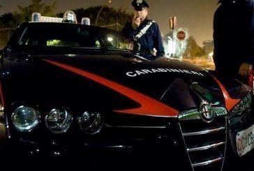 Sventato il furto di trattori, intervento dei Carabinieri
